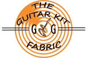 The Guitar Fabric Kit